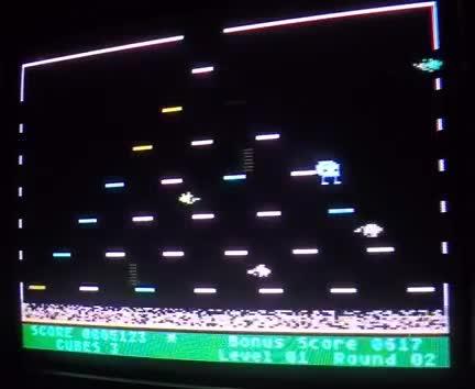 Atari 400 / 800 / XL / XE - Mr. Cool - default settings - 109,973 - Craig Anstett