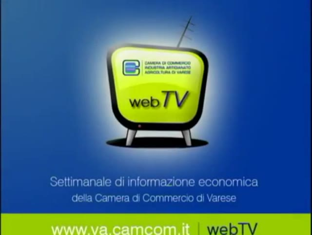 Video: Fabio Lunghi è il nuovo Presidente della Camera di Commercio di Varese