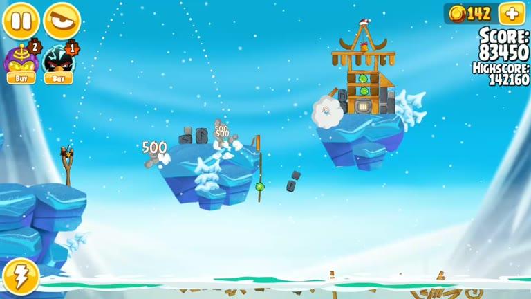 Android - Angry Birds Seasons - Ragnahog - 1-3 - 150,080 - Rodrigo Lopes