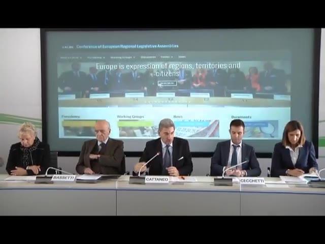 Video: Il programma del Forum internazionale dei parlamenti regionali
