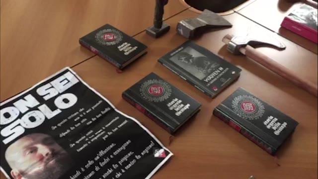Video: La perquisizione nella sede di Do.Ra
