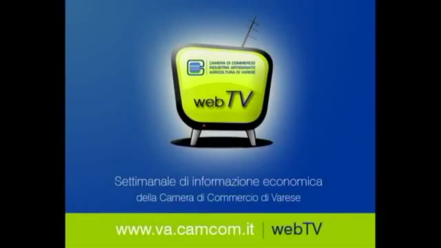 Video: Appuntamenti a Malpensafiere nel TgWeb della Camera di Commercio