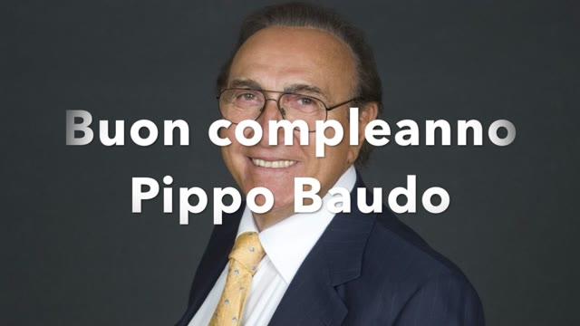 Video: Compleanno Pippo Baudo