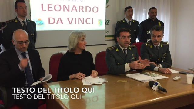 Video: Maxi frode fiscale da 130 milioni di euro