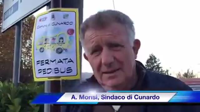 Video: Il pedibus a Cunardo