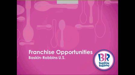 Baskin-Robbins Informational Webinar