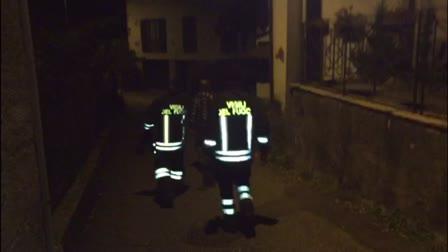 Video: I Vigili del Fuoco alla Rasa