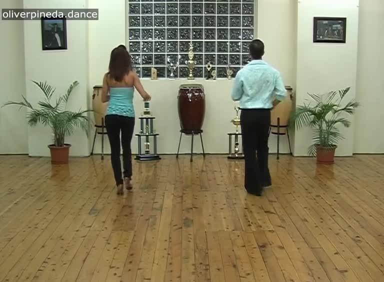 M2 Mambo Basics practice to music