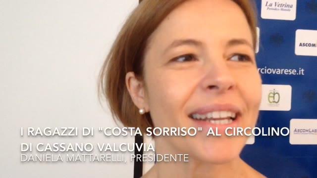 Video: I ragazzi di Costa Sorriso pronti per il circolino di Cassano Valcuvia
