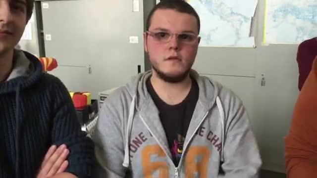 Video: Nei laboratori del Facchinetti dove si studia inventando