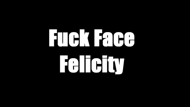 Face Fuck Felicity Blow Job Masturbator – AD911