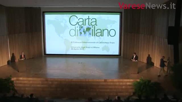 Video: La lettura della Carta di Milano