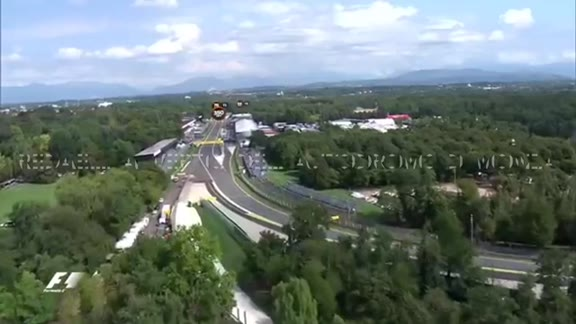 Video: Giuseppe Redaelli alla guida dell'Autodromo di Monza