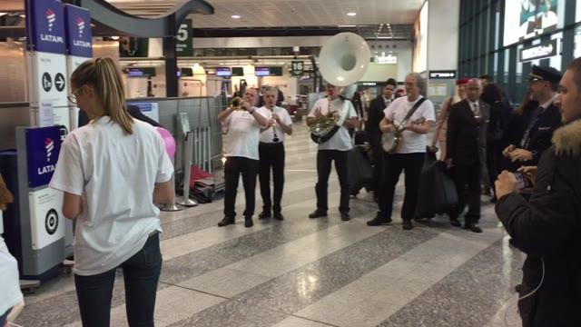 Video: Festa a Malpensa per il passeggero numero 20 milioni