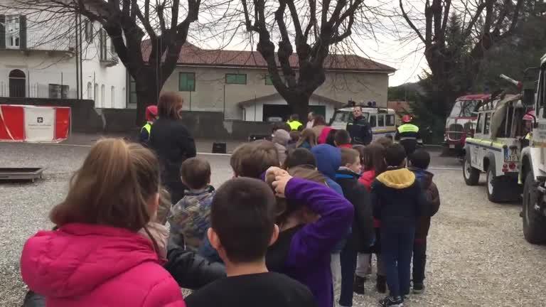 Video: L'ora di protezione civile