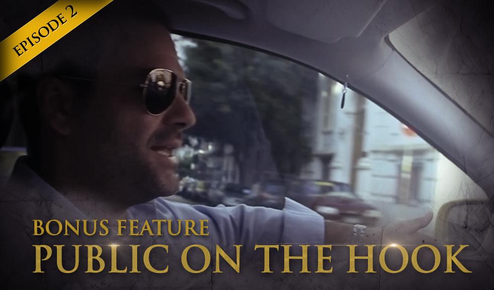 HSOM Episode 2 Bonus Feature: Public on the Hook - Deleted Scene