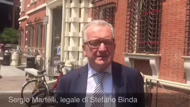 """Video: Il legale di Stefano Binda: """"È molto dimagrito, ma è sereno"""""""
