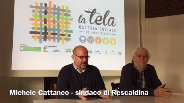 Video: Nasce l'osteria sociale nel locale confiscato alla 'ndrangheta