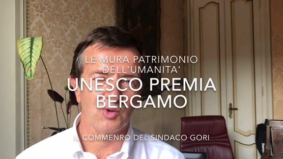 Video: Le mura veneziane di Bergamo patrimonio dell'Unesco