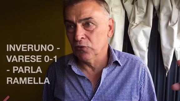 """Video: Ramella soddisfatto ma """"punge"""" i suoi centrocampisti"""