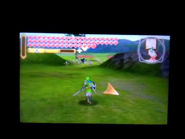 Nintendo 3DS - Hyrule Warriors Legends - Adventure Mode - Koholint Island Map - D4 - Final Battle! Defeat the Beast of Bottle Grotto! [Clear Time] - 03:10.0 - Rodrigo Lopes