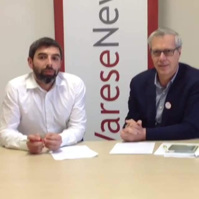 Video: Intervista a Luigi Genoni, candidato sindaco M5S a Busto Arsizio