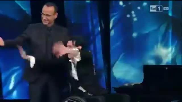 Video: Ezio Bosso commuove Sanremo