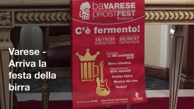 Video: Sport e solidarietà, Varese ha la sua festa della birra