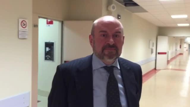 Video: Allagamento in ospedale: si cerca la causa