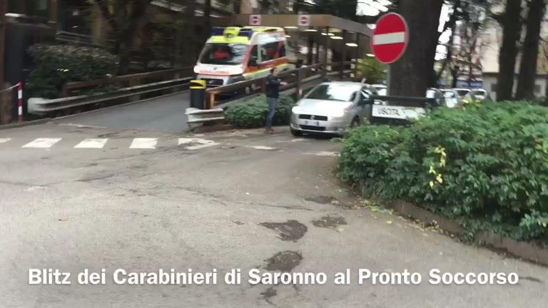 Video: Arresti e perquisizioni all'ospedale di Saronno