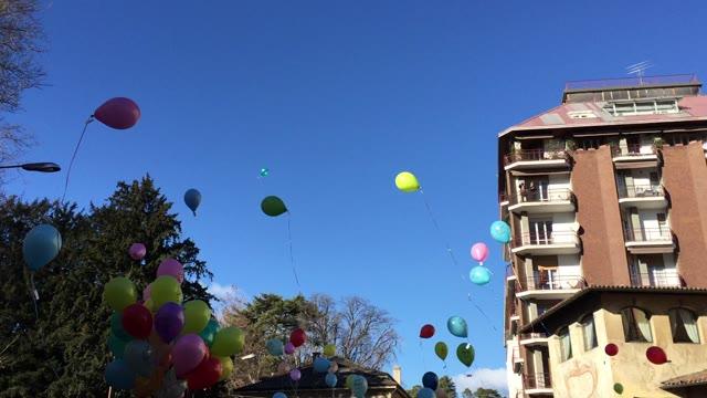 Video: I Palloncini di Sant'Antonio