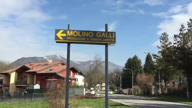 Video: Il Molino Galli torna alla pietra
