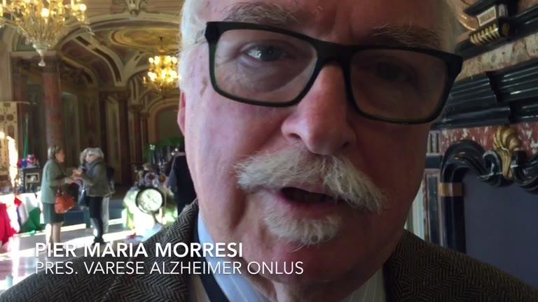 Video: L'iniziativa di Varese Alzheimer