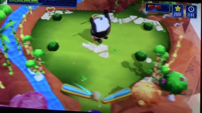 Playstation 4 PSN - Momonga Pinball Adventures - A Challenge - Points - 4,979 - Terence O'Neill