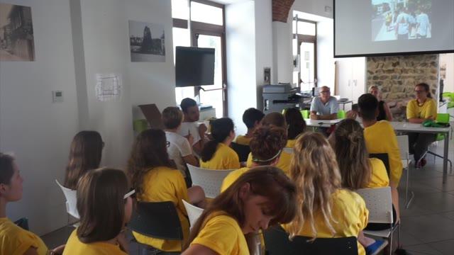 Video: Il campo volontari di Legambiente a Carnago