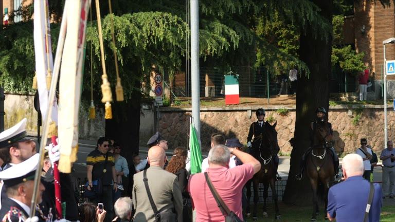 Video: La Festa della Repubblica a Varese