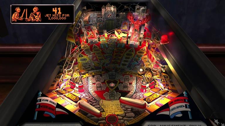 Xbox ONE - The Pinball Arcade - Medieval Madness - 772,836,030 - Angela Stefanski