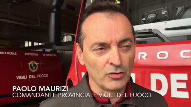 Video: Il saluto del comandante Paolo Maurizi