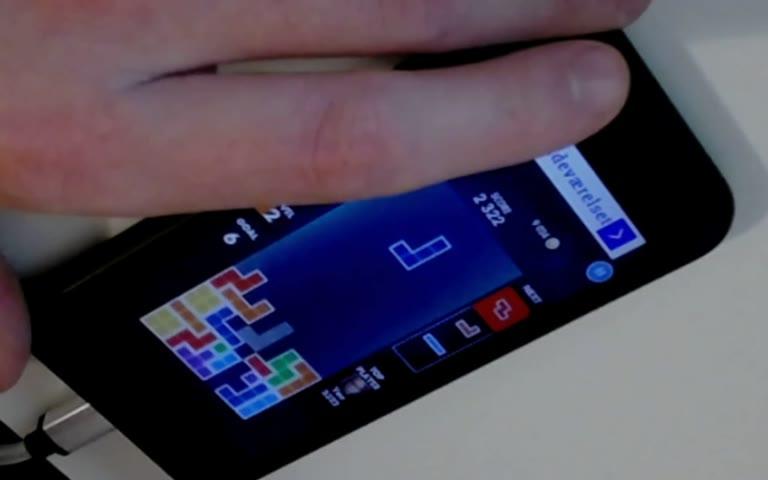 iOS - Tetris - Marathon Mode - Most Lines Cleared - 394 - Jacob Spring