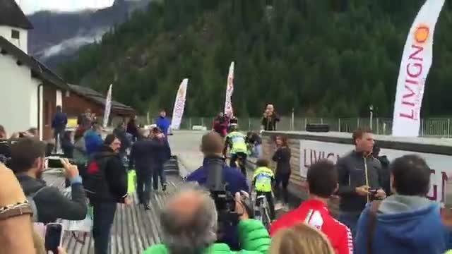 Video: Il ritorno di Ivan Basso