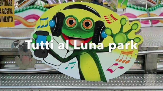 Video: Il Luna park