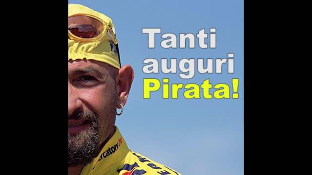 Video: Oggi Marco Pantani avrebbe compiuto 46 anni