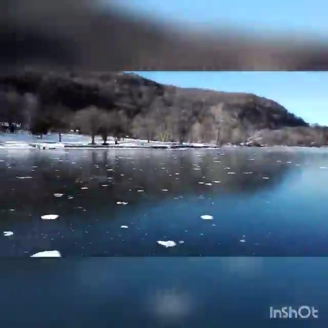 Video: Si pattina sul lago di Ghirla