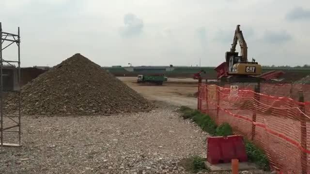 Video: Il grande centro logistico di Tigros a Cassano Magnago