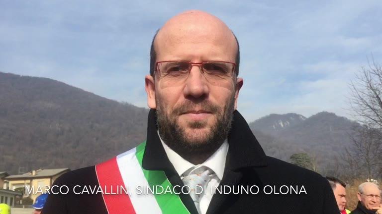 Video: Il sindaco di Induno Olona ringrazia i cittadini