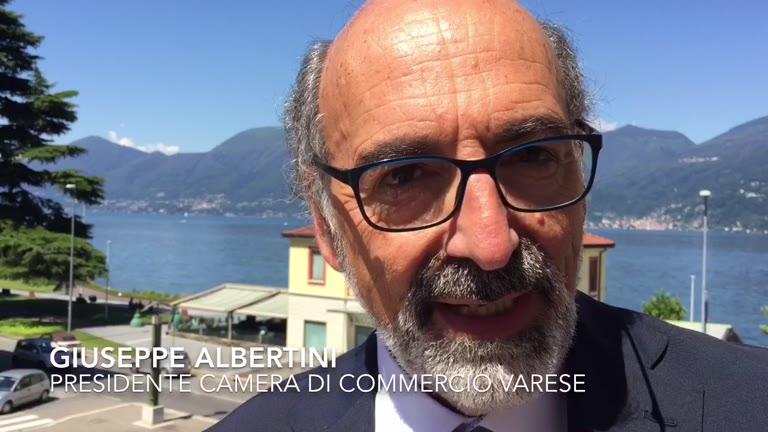 Video: Il lago visto dal velista Giuseppe Albertini