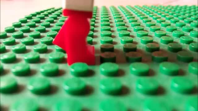 """Video: Lego al ritmo di """"Uptown Funk"""""""