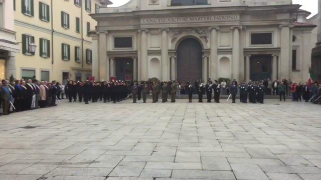 Video: L'omaggio ai caduti nella ricorrenza del 4 novembre