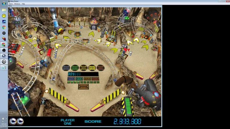 PC - 3D Ultra Pinball - Mine - 107,270,000 - Craig Gallant