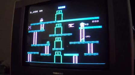 Atari 400 / 800 / XL / XE - Miner 2049er - Default Settings - 254,955 - Craig Anstett